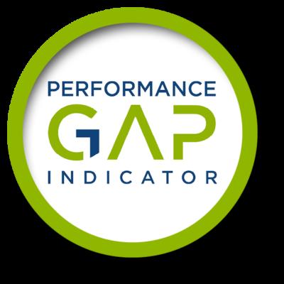 Berkana, Performance Gap Indicator